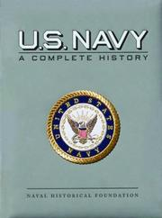 Cover of: U.S. Navy (U.S. Military Series)
