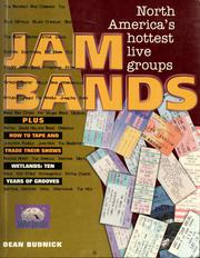 Cover of: Jam bands