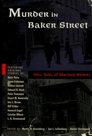 Cover of: Murder in Baker Street
