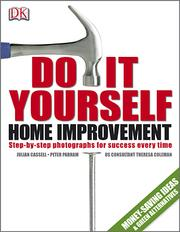 Cover of: Do-it-yourself home improvement | Julian Cassell