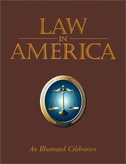 Cover of: Law in America | S. Blair Kauffman