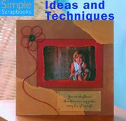 Cover of: Simple Scrapbooks
