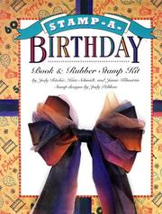 Cover of: Stamp-A-Birthday (Stamp a) | Judy Ritchie