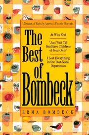 Cover of: The Best of Bombeck