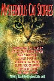Cover of: Mysterious Cat Stories | John Richard Stephens, Kim Smith