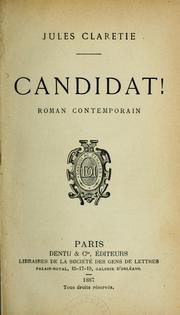 Cover of: Candidat