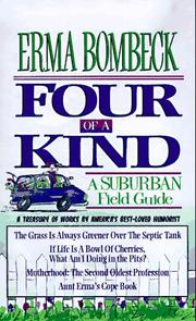 Cover of: Four of a Kind: A Suburban Field Guide