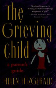 Cover of: The grieving child