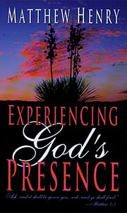 Cover of: Experiencing God