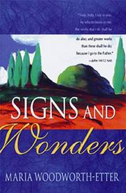 Cover of: Signs and wonders