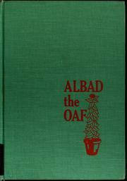 Cover of: Albad the oaf