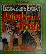 Cover of: Animals of the forests