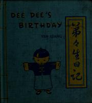 Cover of: Dee Dee
