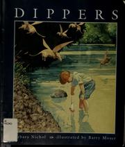 Cover of: Dippers | Barbara Nichol