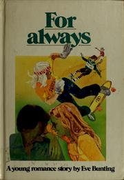 Cover of: For always