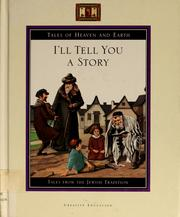 Cover of: I'll tell you a story
