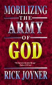 Cover of: Mobilizing the Army of God
