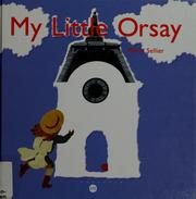 Cover of: My little Orsay