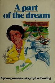 Cover of: A part of the dream