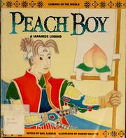 Cover of: Peach Boy
