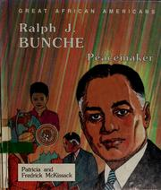 Cover of: Ralph J. Bunche