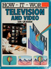 Cover of: Television and video | Graham, Ian