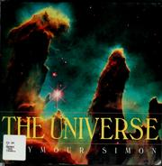 Cover of: The universe | Seymour Simon