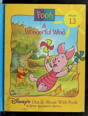 Cover of: A wonderful wind
