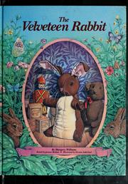 Cover of: The velveteen rabbit