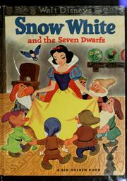 Cover of: Walt Disney's Snow White and the seven dwarfs