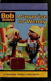 Cover of: A surprise for Wendy