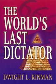 Cover of: The world's last dictator