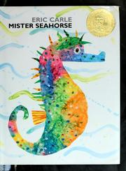 Cover of: Mister Seahorse