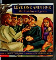 Cover of: Love one another