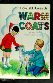 Cover of: How God gives us warm coats