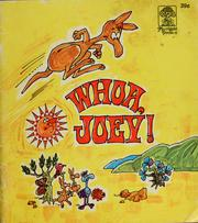 Cover of: Whoa, Joey! | Daphne Hogstrom