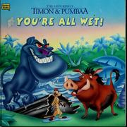 Cover of: You're all wet!