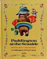 Paddington at the seaside by Michael Bond