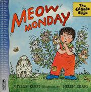 Cover of: Meow Monday