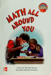Cover of: Math all around you