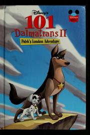 Cover of: Disney's 101 Dalmatians II | Disney