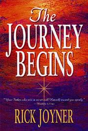 Cover of: The journey begins