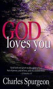 Cover of: God loves you