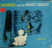 Cover of: Georgie and the noisy ghost
