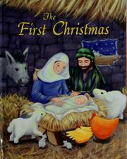 Cover of: The first Christmas | Gaby Goldsack