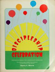 Cover of: Discipleship celebration