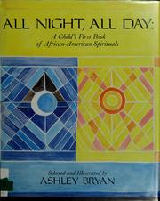 Cover of: All night, all day