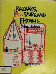 Cover of: Bazaars, fairs, and festivals | Kerry Dexter