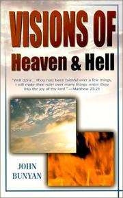 Cover of: Visions of heaven and hell