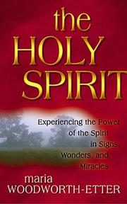 Cover of: The Holy Spirit